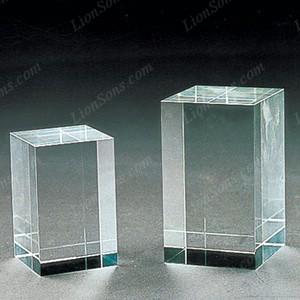 k9 crystal block thin edge